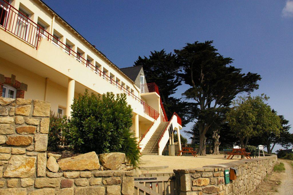 Maison des Salines, hébergement (vue 1)