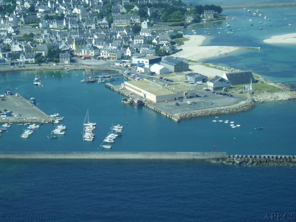 Centre de classe de mer de lesconil